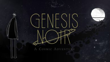 Genesis Noir Key Art
