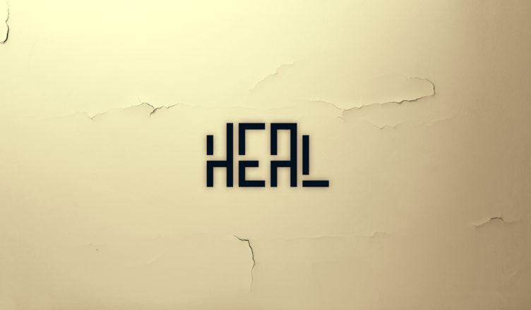 Heal - Key Art and Logo