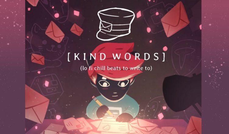 Kind Words - Key Art