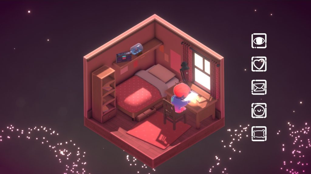Kind Words Screenshot - A Room with a View