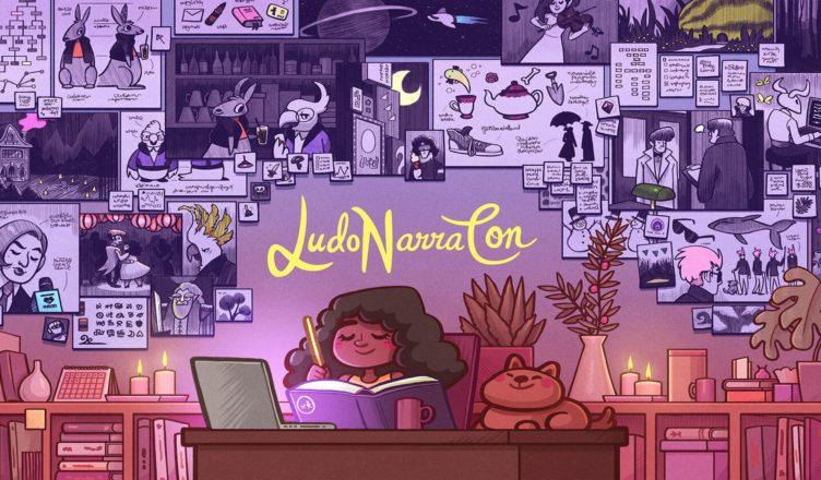 LudoNarraCon 2020 Key Art