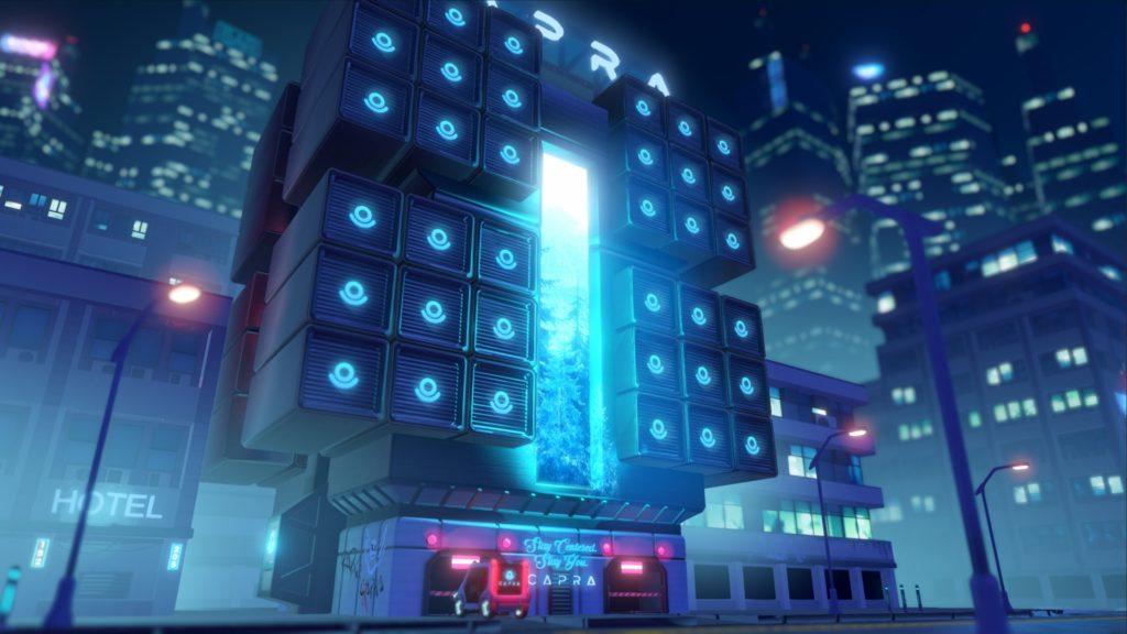 Neo Cab Screenshot - Capra a.k.a. Big Brother