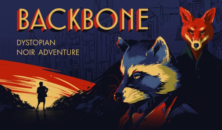 Backbone - Key Art