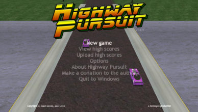 Highway Pursuit Featured Image