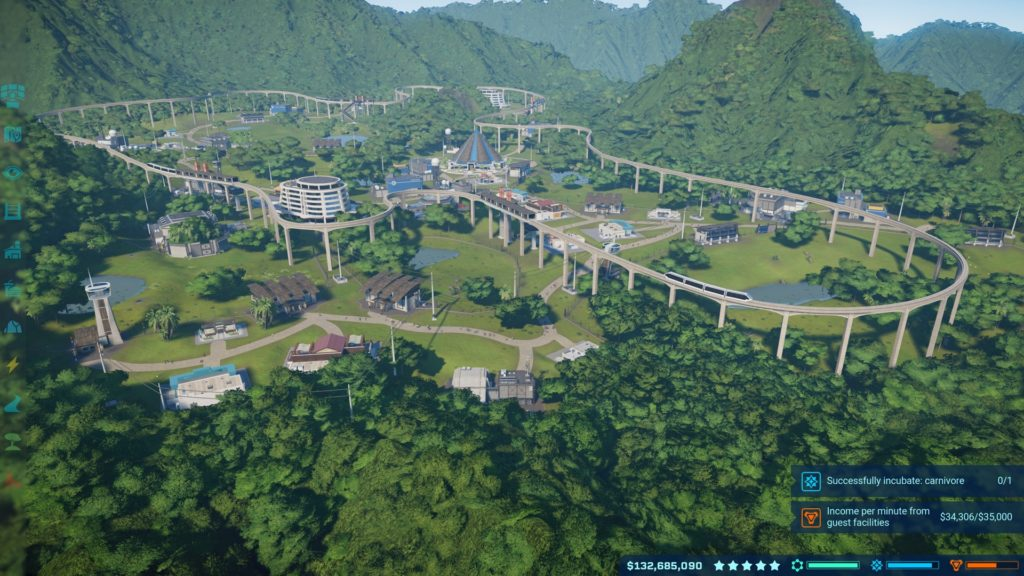 Jurassic World Evolution Screenshot -Isla Matanceros Park