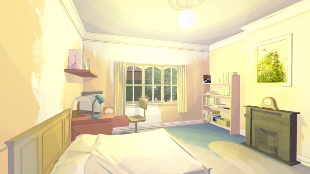 Before I Forget Screenshot - The Spare Bedroom