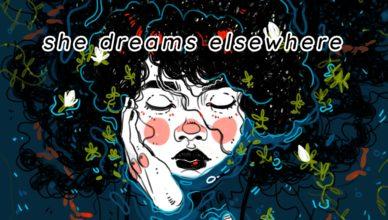 She Dreams Elsewhere - Key Art