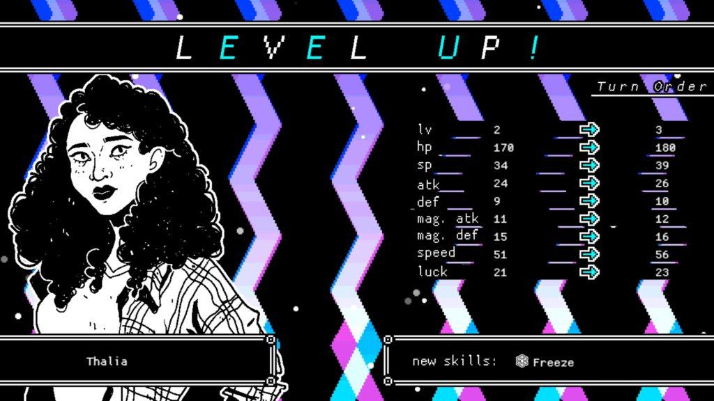 She Dreams Elsewhere Screenshot - Thalia Levelling