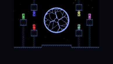 VVVVVV and Super Hexagon Featured Image