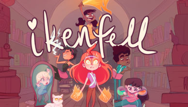 Ikenfell Featured Image