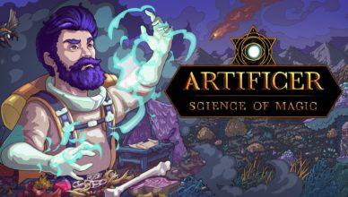 Artificer: Science of Magic - Key Art