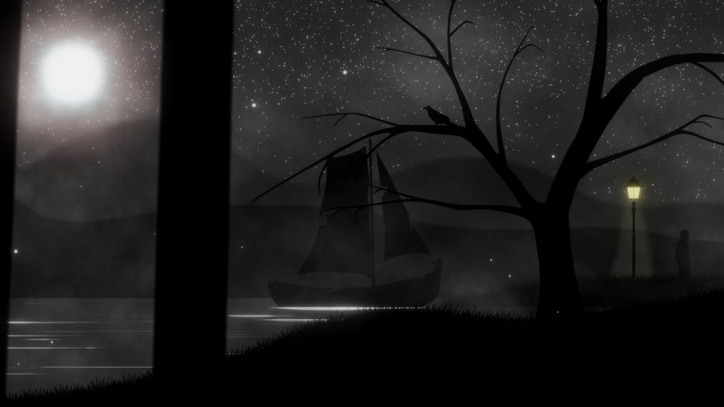 Into a Dream Screenshot - The End of Limbo