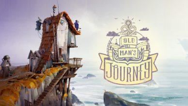 Old Man's Journey - Key Art