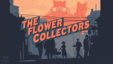 The Flower Collectors - Key Art