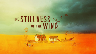 The Stillness of the Wind - Key Art